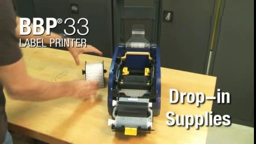 BBP33_Label_Printer_Video_1